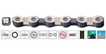 Chaine 10 vitesses Yaban S10