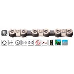Chaine 9 vitesses Yaban S9