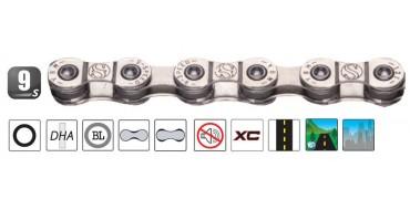 Chaine 9 vitesses Yaban S9 S2