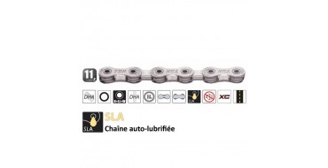 Chaine 11 vitesses YABAN SLA 1110 S2