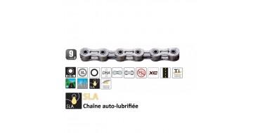 Chaine 9 vitesses Yaban SFL 209