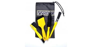 Kits professionnel de brosses de nettoyage PEDROS Pro Brush Kit