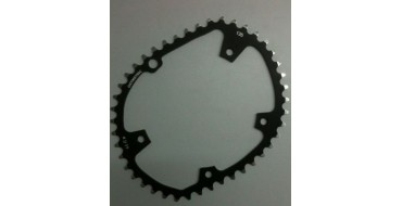 Petit plateau interne 5 branches Campagnolo compatible 11v 135mm OSYMETRIC