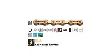Chaine 10 vitesses Yaban SLA H10 TI
