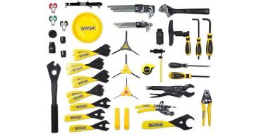Kit outillage mécanicien vélo Professionnel PEDRO'S Apprentice Bench Tool Kit (and box B)