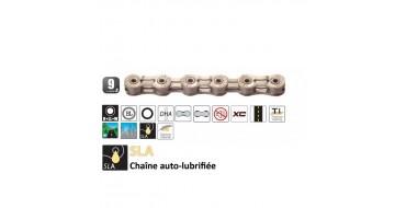 Chaine 9 vitesses Yaban SFL 209 TI-N