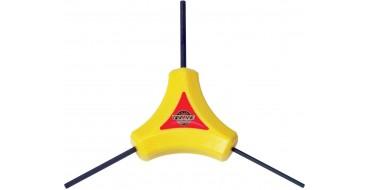 Clé Hexagonale en Y PEDROS Y Hex - 2mm, 2.5mm, 3mm