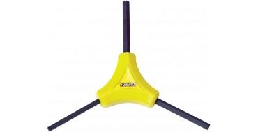 Clé Hexagonale en Y PEDROS Y Hex - 4mm ,5mm ,6mm